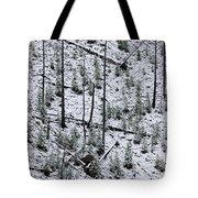 Hillside Pattern  Tote Bag