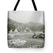 Himalayan Weather Tote Bag