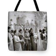 Hindu Pilgrims Tote Bag