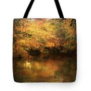 Hint Of September Tote Bag by Jai Johnson