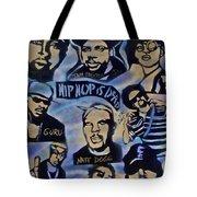 Hip Hop Is Dead #1 Tote Bag
