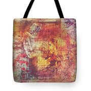 Hippies And The Sun Tote Bag