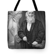 Hiram Powers (1805-1873) Tote Bag