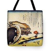 Hiroshige: Color Print Tote Bag