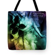 His Angels 3 Tote Bag