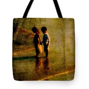 His Kindergarten Sweetheart Tote Bag