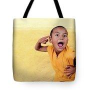 His True Colors Tote Bag