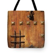 Historic Door Tote Bag
