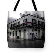 Historic French Quarter No 1 Tote Bag