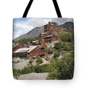 Historic Kennicott Mill Buildings Tote Bag