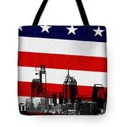 Historic Philadelphia  Tote Bag