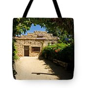 Historic Trading Post Tote Bag