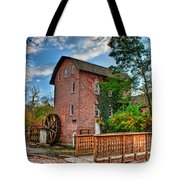 Historic Woods Grist Mill Tote Bag