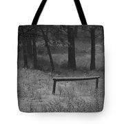 Hitching Post Tote Bag