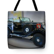 Hitler's 39 Mercedes-benz Tote Bag