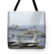 Hmas Ballarat Of The Royal Australian Tote Bag