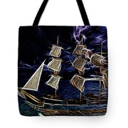 H.m.s. Bounty Tote Bag