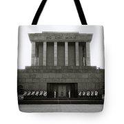 Ho Chi Minh Mausoleum Tote Bag