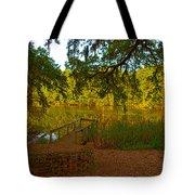 Hobcaw Barony Pond Tote Bag