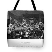 Hogarth: Election Tote Bag