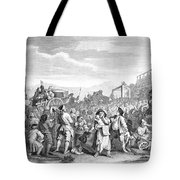 Hogarth: Industry, 1751 Tote Bag