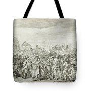 Hogarth: Industry, C1751 Tote Bag