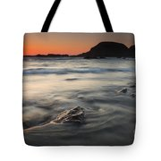 Holding Back The Sea Tote Bag