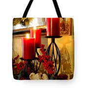 Holiday Candles Hcp Tote Bag