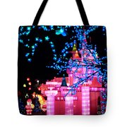 Holiday Lights 8 Tote Bag