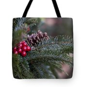 Holiday Season Tote Bag