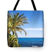 Holidays By The Sea Tote Bag