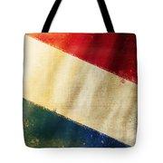 Holland Flag Tote Bag