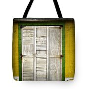 Holliwood Beach Door Tote Bag
