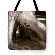 Hollow Tree Tote Bag