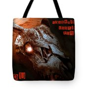 Holloweens Past Tote Bag by David Lee Thompson