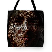 Hollowman Tote Bag