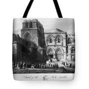 Holy Sepulcher Tote Bag