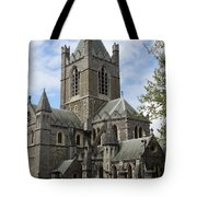 Holy Trinity Cathedral Dublin Tote Bag