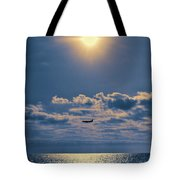 Holy Trinity Of Tourism Tote Bag