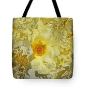 Homage To The Sun  Tote Bag by Daniele Smith