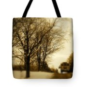 Home From School Tote Bag