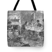 Home Industry, 1871 Tote Bag