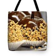 Homemade Caramel Apples Tote Bag