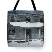 Homestead Blues Tote Bag
