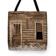 Homestead Past Tote Bag
