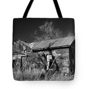Homestead Tote Bag by Ron Cline