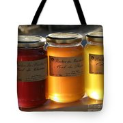 Honey Tote Bag by Lainie Wrightson