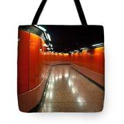 Hong Kong Subway Tote Bag