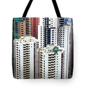 Hong Kong View Tote Bag