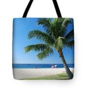 Honolulu Sun 0757 Tote Bag